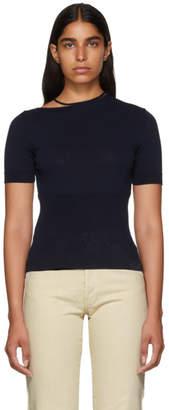 Jacquemus Navy La Maille Dana Sweater