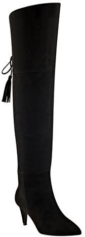 Nine WestNine West Josephine Suede Over-The-Knee Boots