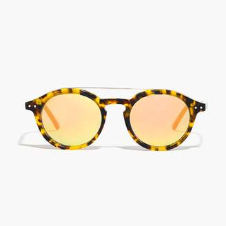 Madewell Omaha Top-Bar Sunglasses