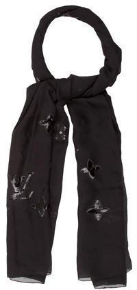 Louis VuittonLouis Vuitton Monogram Glitter Stole