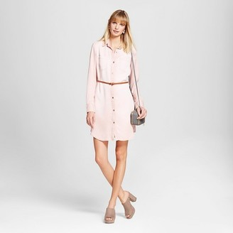 Merona Women's Denim Shirtdress $29.99 thestylecure.com