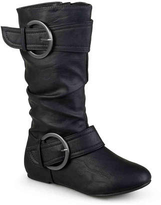 Journee Collection Lassy Toddler & Youth Boot - Girl's