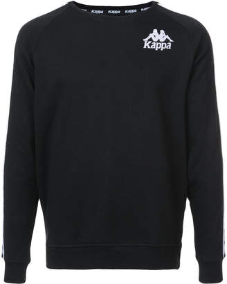 Kappa Authentic Hassan logo sweatshirt