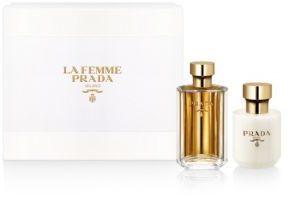 pradaPrada La Femme Prada Eau De Parfum Gift Set