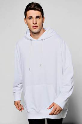 boohoo Lightweight Oversized Over The Head Hoodie