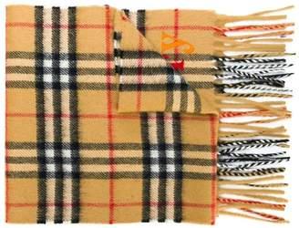 Burberry Mini Classic cashmere scarf