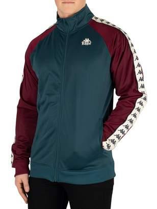 Kappa Men's Britannia Authentic Track Jacket