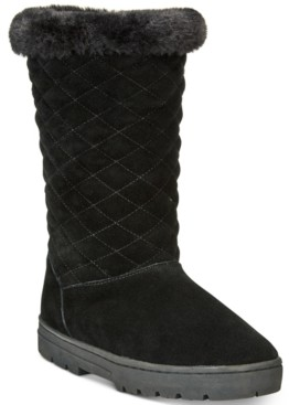 Style&Co. Style & Co Nickyy Cold-Weather Boots, Created for Macy's Women's Shoes
