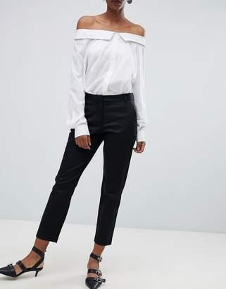 Selected Audrey Crop Chino Pants