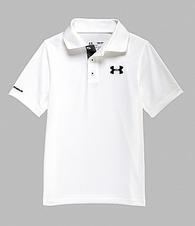 Under Armour Big Boys 8-20 Matchplay Polo