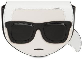 Karl Lagerfeld Paris Iconic Leather Belt Bag
