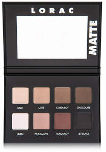 LORAC Cosmetics PRO Matte Eye Shadow Palette