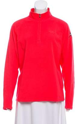 The North Face Fleece Zip-Up Top