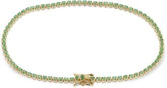Vanzi Annagreta 18kt Gold Tennis Bracelet