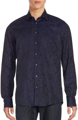 Sand Men's Baroque Regular-Fit Shirt