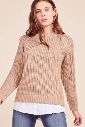 BB Dakota Layered Sweater