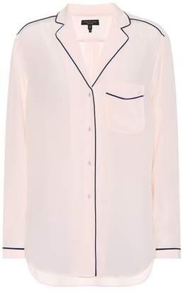 Rag & Bone Alyse cotton and linen shirt