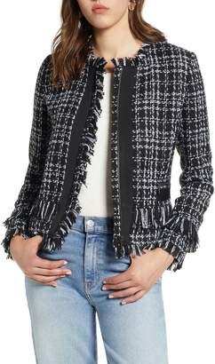 Halogen Tweed Jacket