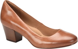 Sofft Leather Go To Pumps - Lindon
