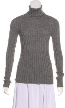 Calvin Klein Collection Cashmere Turtleneck Top