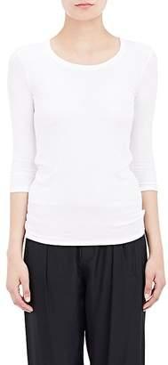 ATM Anthony Thomas Melillo Women's Rib-Knit T-Shirt