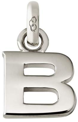 Links of London Sterling Silver Letter B Charm