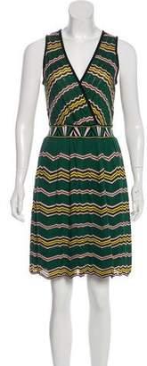 Missoni Chevron Knit Dress