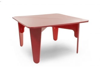 Pin It NotNeutral BB02 Table In Red