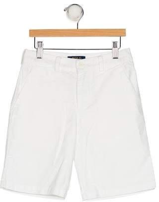 Polo Ralph Lauren Boys' Four Pockets Knee-Length Shorts