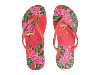 Havaianas Slim Floral Flip Flop