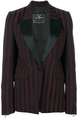 Unconditional perfect striped jacket