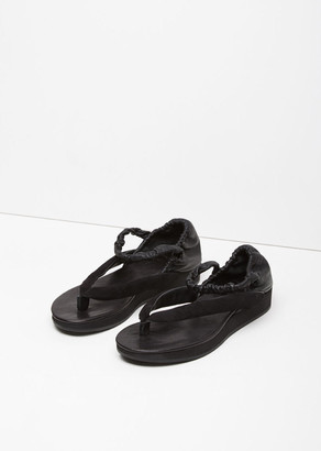 Yohji Yamamoto Geta Sandal $1,060 thestylecure.com