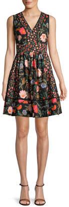 Kate Spade Blossom A-Line Dress