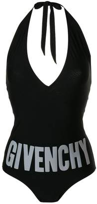 Givenchy logo one-piece swimsuit