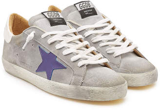 Super Star Suede Sneakers