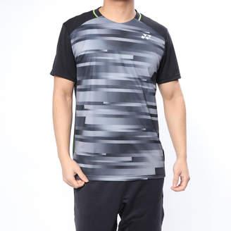 04f6bf3362c90 Yonex (ヨネックス) - ヨネックス YONEX バドミントン 半袖Tシャツ ゲームシャツ(フィットスタイル