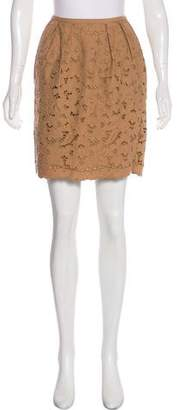 Stella McCartney Guipure Mini Skirt