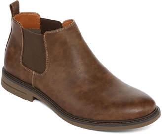 Arizona Mens Wayne Chelsea Boots Pull-on