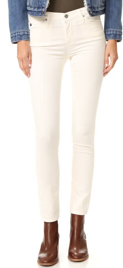 AG Jeans AG The Prima Mid Rise Cigarette Jeans