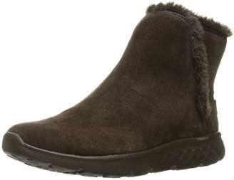 Skechers Performance Women's On The Go 400 Blaze Winter Boot $70 thestylecure.com