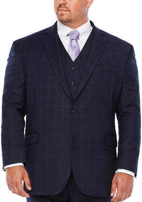 STAFFORD Stafford Woven Suit Jacket Big and Tall