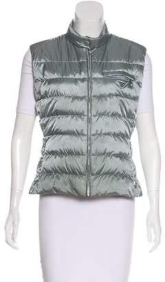 Prada Sport Down Puffer Vest