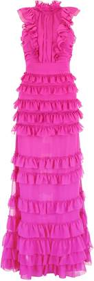 Capucci Ruffled Dress