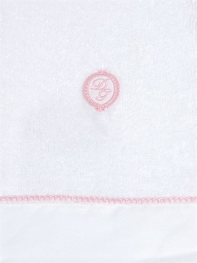 Dolce & Gabbana Embroidered Cotton Terry Towel