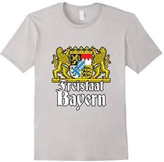 Bavaria T-Shirt - Freistaat Bayern Tee