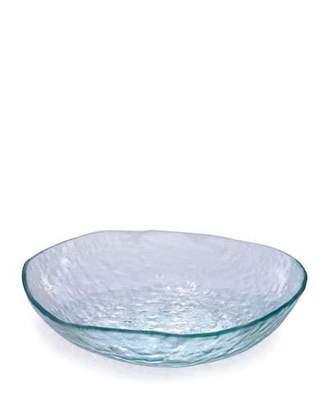 Annieglass Salt Textured Extra-Large Serving Bowl