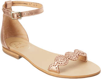 Jack Rogers Daphne Leather Sandal
