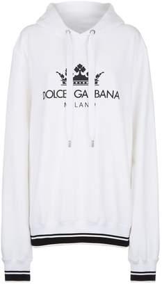 Dolce & Gabbana Crown Motif Hoodie