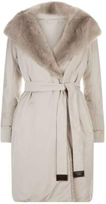Max Mara Mink Fur Coat