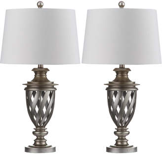 Safavieh Set Of 2 28.5In Byron Urn Table Lamps